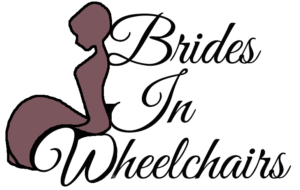 brides in wheelchairs logo.